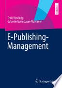 E Publishing Management
