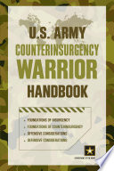 U S  Army Counterinsurgency Warrior Handbook
