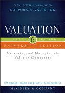 download ebook valuation pdf epub