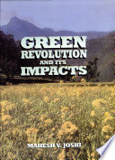Green revolution and Its Impacts