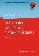 Didaktik der Geometrie für die Sekundarstufe I