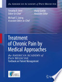 Treatment Of Chronic Pain By Medical Approaches