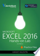 Excel 2016 Hands On Lab