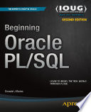 Beginning Oracle PL SQL