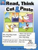 Read  Think  Cut   Paste