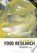 The Handbook of Food Research Comprehensive Overview Into Research On The Social