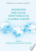 Migration and Social Remittances in a Global Europe