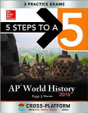 5 Steps to a 5 AP World History 2016  Cross Platform Edition