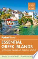 Fodor s Essential Greek Islands