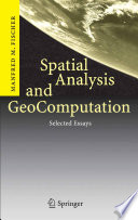 Spatial Analysis and GeoComputation
