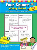 Four Square  Writing Method Grades 1 3 w Enhanced CD