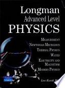 Longman Advanced Level Physics
