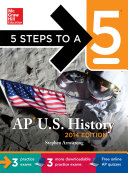 5 Steps to a 5 AP US History with CD ROM  2014 Edition