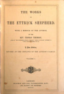 download ebook the works of the ettrick shepherd pdf epub