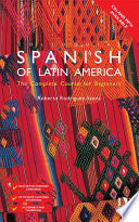 Colloquial Spanish of Latin America  eBook And MP3 Pack