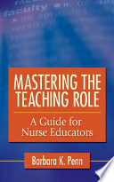 Mastering The Teaching Role
