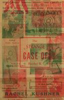 download ebook the strange case of rachel k pdf epub