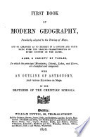 First book of modern geography