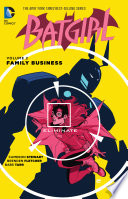 Batgirl Vol  2  Family Business