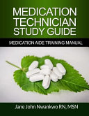 Medication Technician Study Guide
