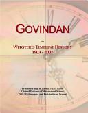 Govindan: Webster's Timeline History 1903 - 2007
