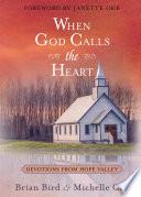 When God Calls the Heart