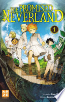 couverture The Promised Neverland T01