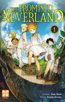 The Promised Neverland Couverture du livre