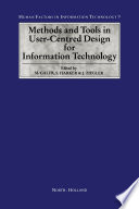 Methods And Tools In User Centred Design For Information Technology