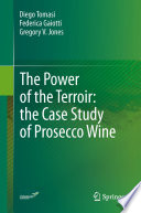 The Power of the Terroir  the Case Study of Prosecco Wine