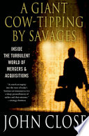 A Giant Cow Tipping by Savages