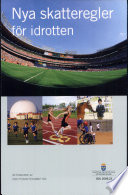 SOU 2006:023 Nya skatteregler för idrotten