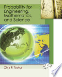 Probability For Engineering Mathematics And Sciences