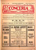 La conceria bollettino ufficiale della Federazione italiana fra le associazioni regionali dell'Industria conciaria