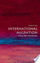 International Migration  A Very Short Introduction
