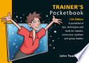 Trainer s Pocketbook
