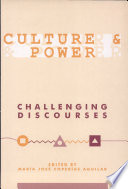 Culture and Power  Challenging Discourses