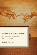 God as Author Not Just Like A Story