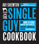 The Single Guy Cookbook Book