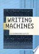Writing Machines