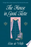 The House in Good Taste