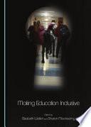Making Education Inclusive