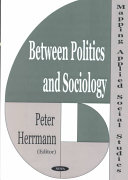 Between Politics and Sociology