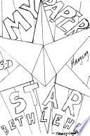 My Paper Star of Bethlehem