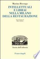 Intellettuali e librai nella Milano della Restaurazione