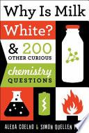 Why Is Milk White
