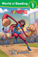 World of Reading: This is Ms. Marvel Book