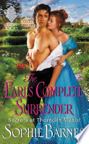 The Earl s Complete Surrender