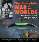 The Complete War Of The Worlds : orson welles was inspired by the...
