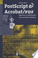 PostScript   Acrobat PDF Book PDF